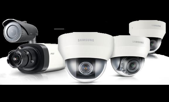 سیستم حفاظتی و دیگر مشخصات دوربین مدار بسته سامسونگ